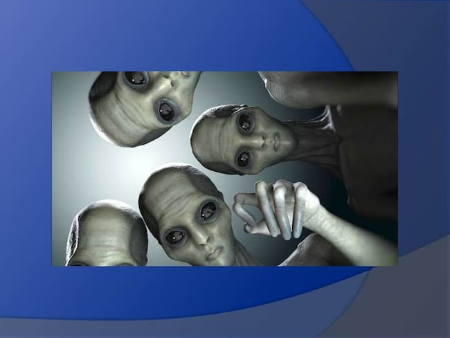 Control method from negative Aliens to Humans