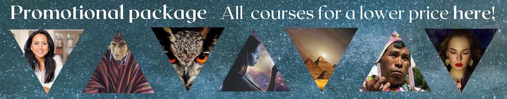 to show the courses available in alien meditation